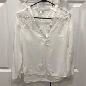 American Eagle causal blouse